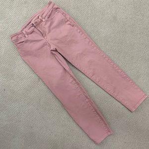 Talbots Slim Ankle Jeans 4P